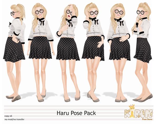 blog pose